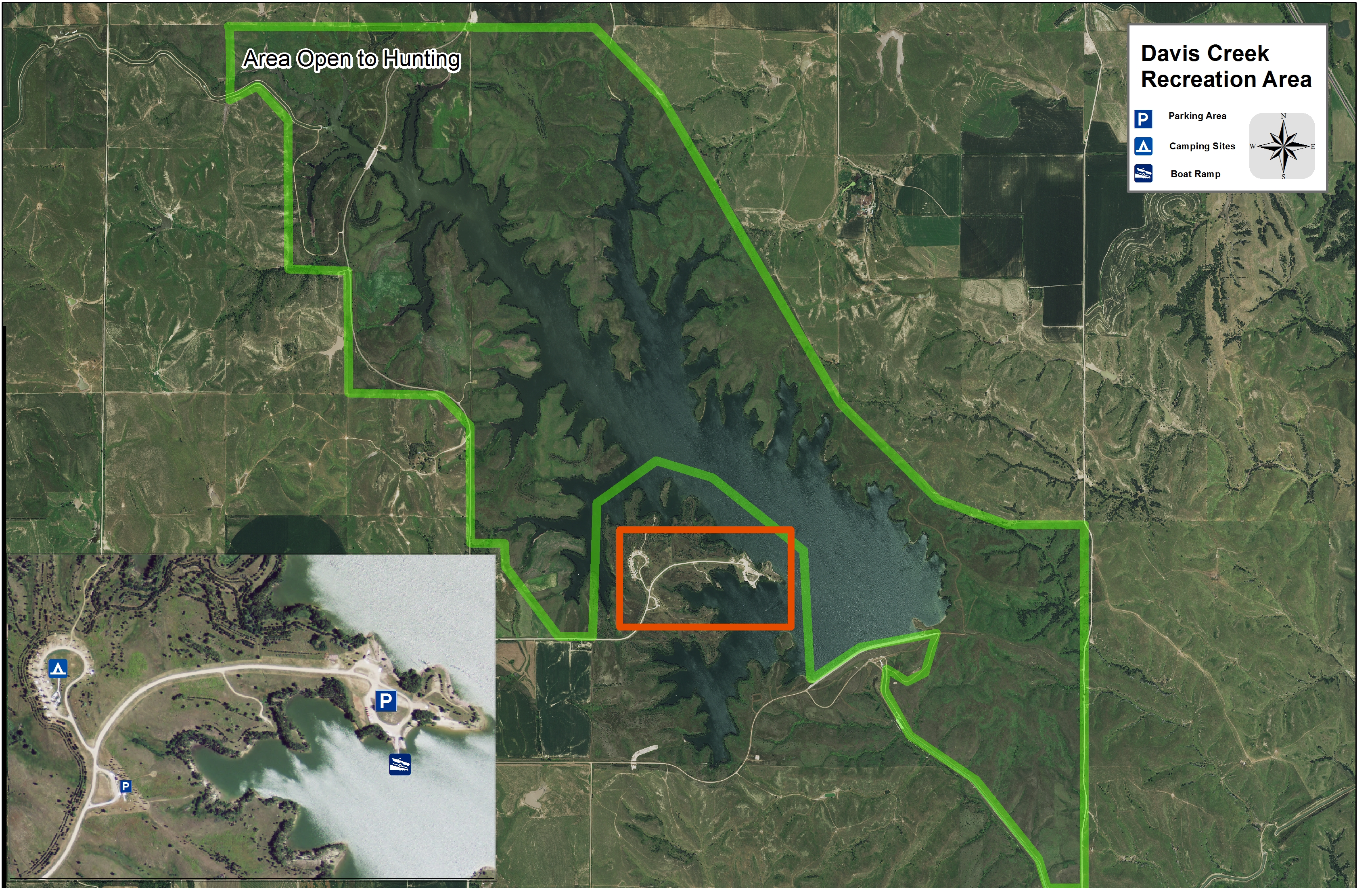 Recreation lower loup natural resources district for Fish cleaning station near me