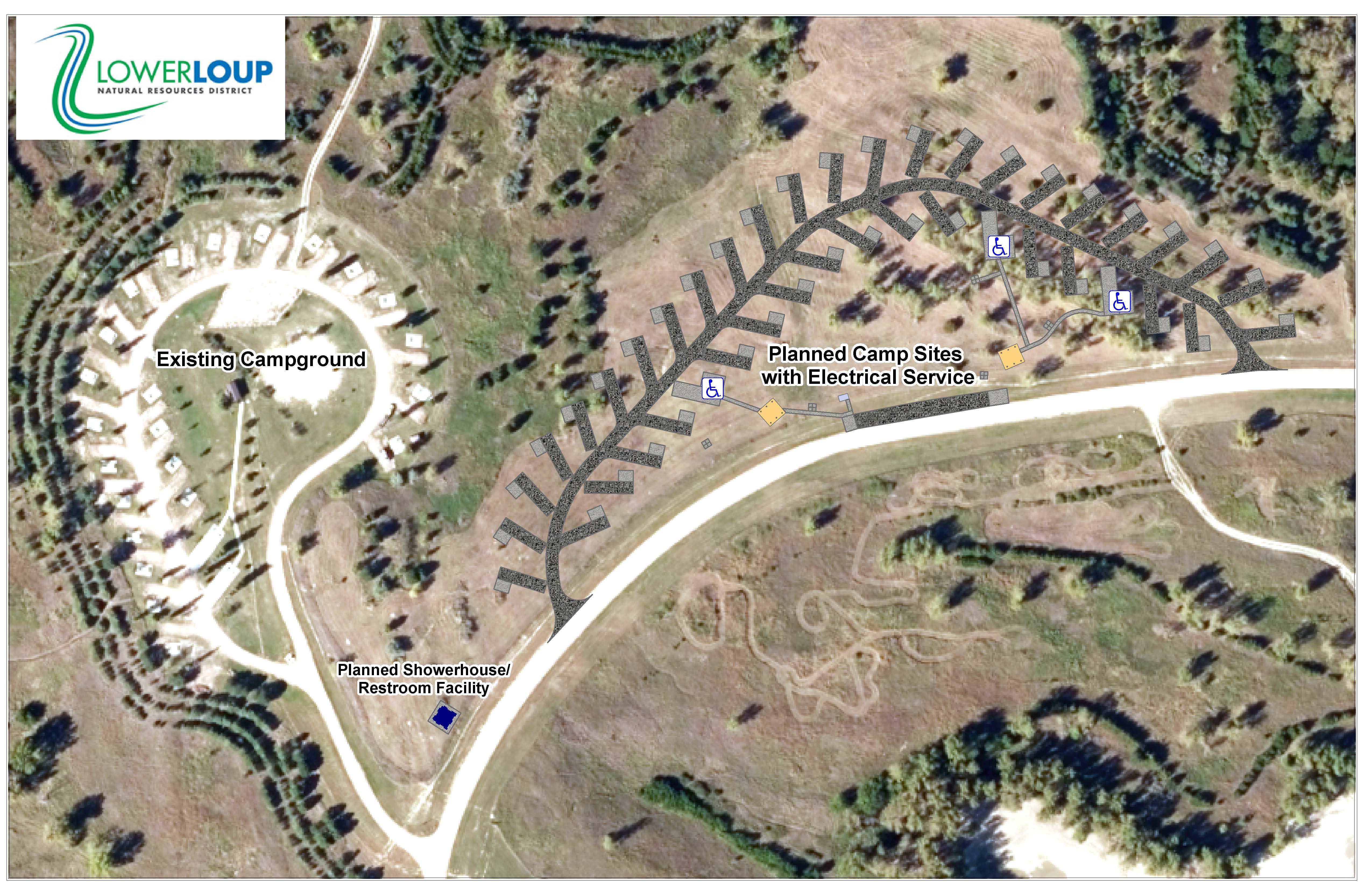 Davis Creek Recreation Area Improvements Okayed   Lower Loup
